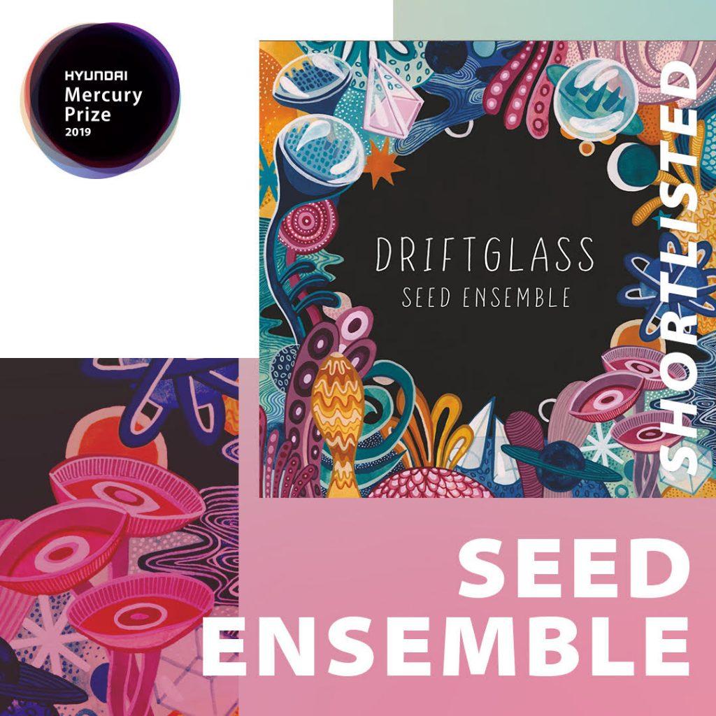 SEED Ensemble's critically acclaimed debut album 'Driftglass